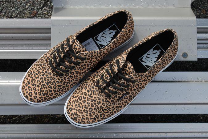 V.A.N.S - Women's leopard Vans!