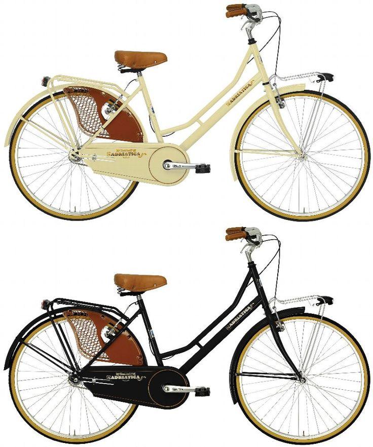 26 Zoll Damen Holland Fahrrad Adriatica Weekend Retro Damenrad Vintage Hollandrad kaufen bei Hood.de