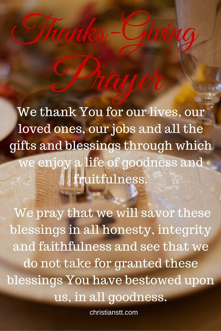 Thanksgiving All Year Long: 17 Best Ideas About Thanksgiving Prayers On Pinterest