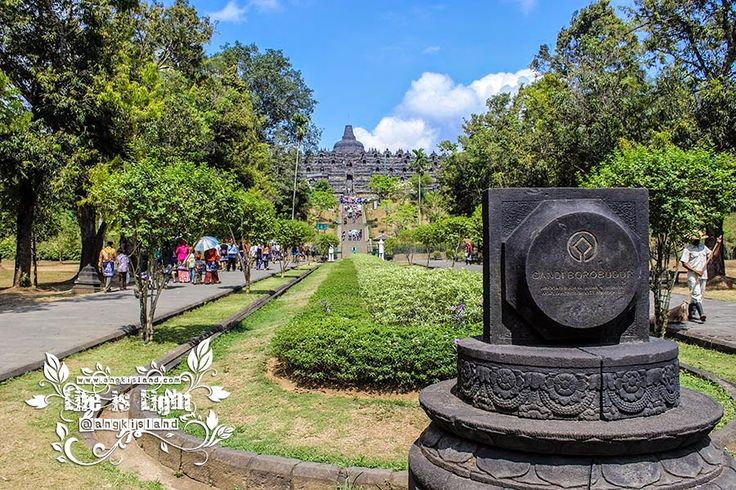 JustFun,Play,andKidd: Borobudur Pertama Kalinya Bagi Cah Mbantul