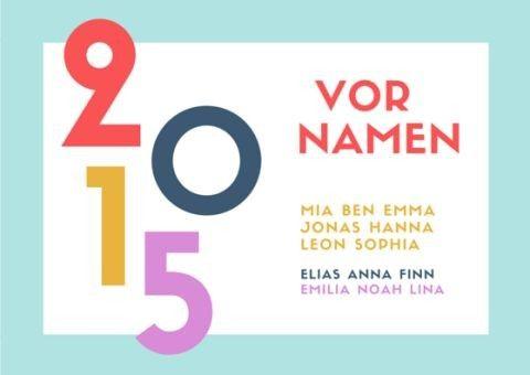 Vornamen 2015
