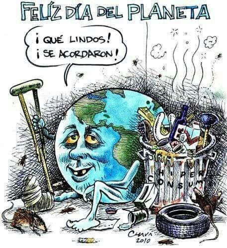 Día del planeta triste