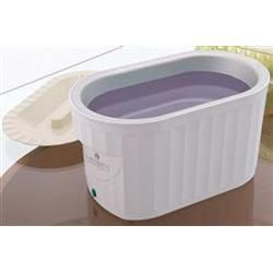 Therabath Professional Grade Paraffin Bath Kit; Perfect for pampering clients.