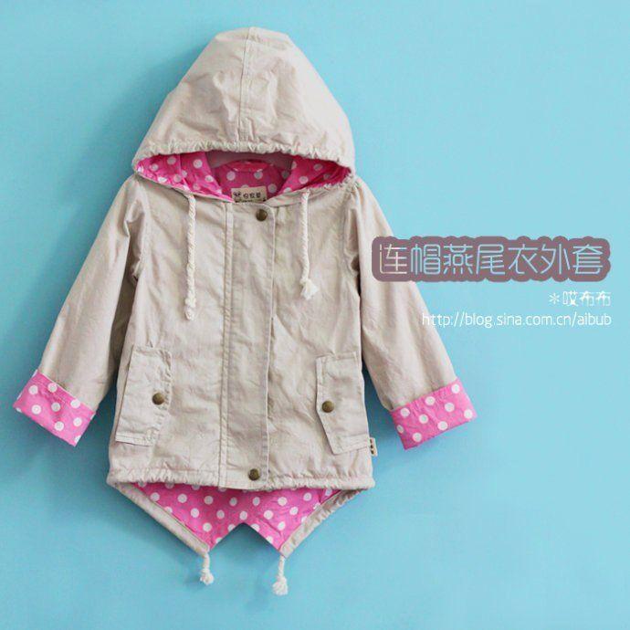 Куртка для ребенка своими руками, выкройка