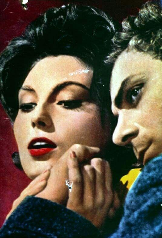 Gian Maria Volonté, Rosanna Schiaffino - La strega in amore