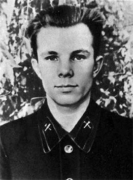 yuri gagarin college student - photo #11