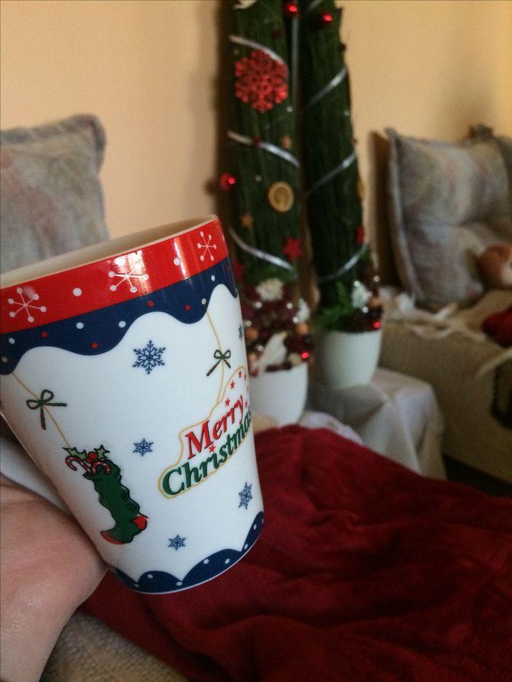 #christmas #christmastree #coffee