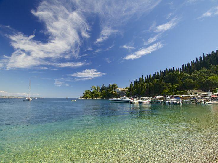 Agni Bay, Corfu, Greece | by Stephen Walford Photography