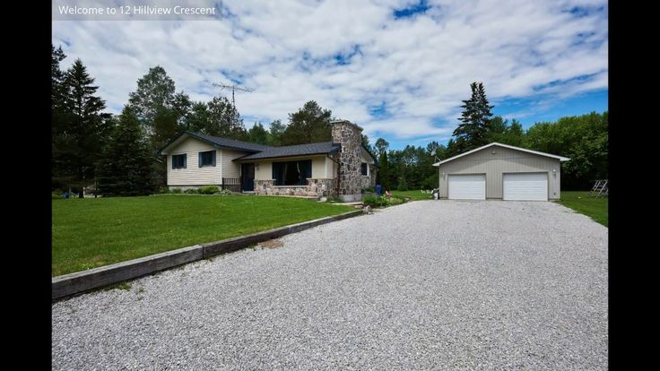 12 Hillview Crescent, Midhurst ON L0L 1X0, Canada Side Split House For Sale on Large Lot in Midhurst! Watch the virtual tour for 12 Hillview Crescent. Contact Trevor Shaw from ReMax Chay at 705-791-5004 or www.barriehome.net for more details on this property