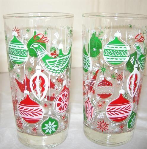 2243 best Vintage Drinking Glasses images on Pinterest  Drinking