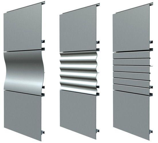 facciate ventilate xpan promoclad combinazione