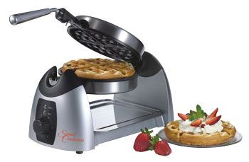 Rotary Belgian Waffle Maker Image