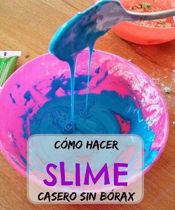 Ya puedes hacer #slime sin #bórax ni pegamento, un #experimento divertido apto para casi todas las edades http://blgs.co/S7aiks
