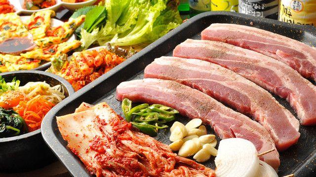 韓国料理 故郷 - メイン写真: