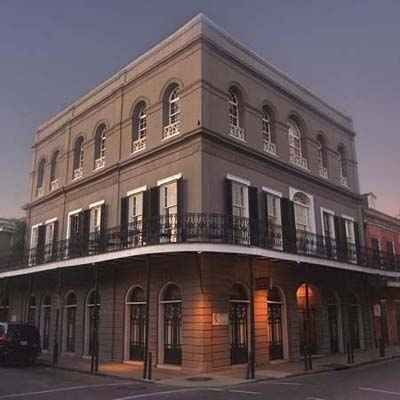 LaLaurie House (The Haunted House) in New Orleans, Louisiana