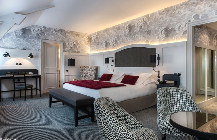 23 best Hotel Paris images on Pinterest Commercial interiors