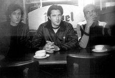 JBK (Jansen/Barbieri/Karn) Richard Barbieri, Steve Jansen and Mick Karn