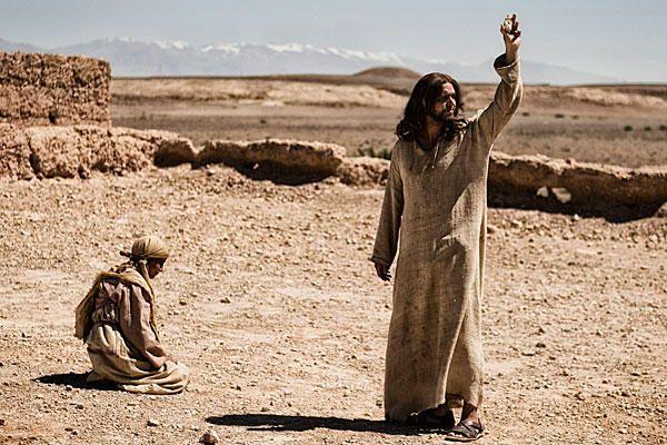 The Bible miniseries: Mark Burnett tackles Bible 'illiteracy' - Inspiring!