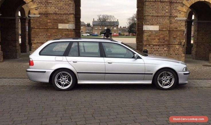 Car for Sale BMW E39 530i Touring 5 Series MSport Auto