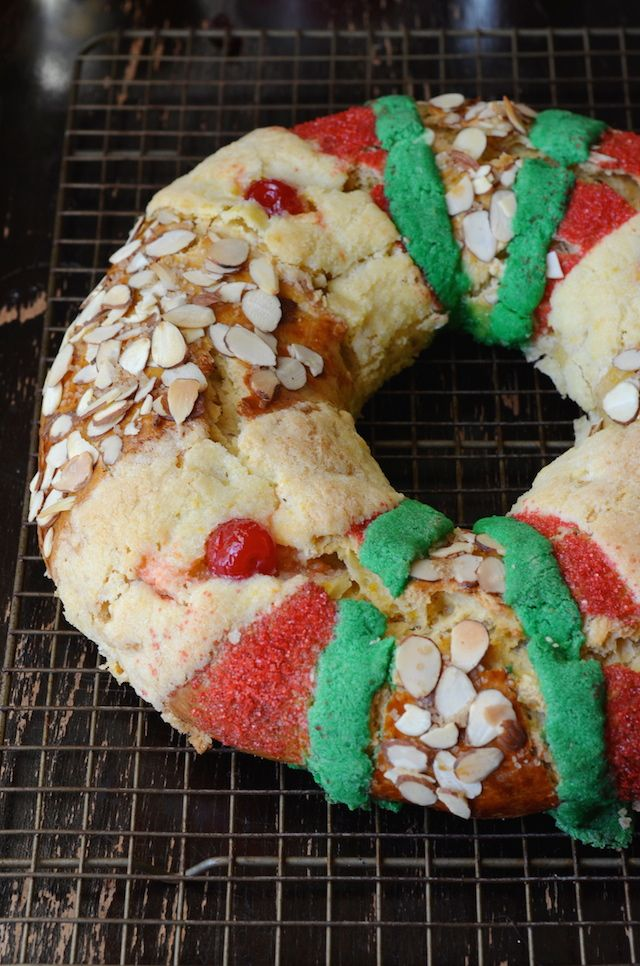 Rosca de Reyes for Three Kings Day | Always Order Dessert