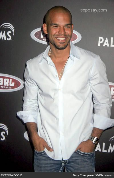 Amaury Nolasco from Prison Break
