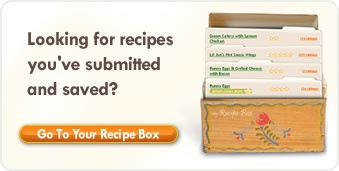 Spark Recipes lets you calculate nutritional value and save it. :)