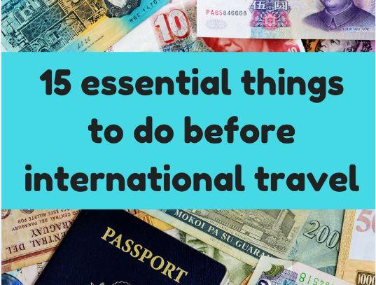 1000+ idéer om Travel Checklist på Pinterest Pakkelister og Reise - travel checklist