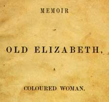 """Old Elizabeth"" was an African American woman preacher, born into slavery and emancipated in her 30s. She is not known to have used a surname. At 42 she began a career of preaching, despite white and male opposition. She's often cited as an early African Methodist Episcopal evangelist."