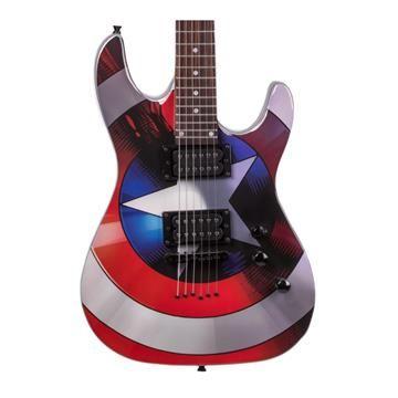 Guitarra Original Phx Marvel Capitan America: ACESSÓRIOS