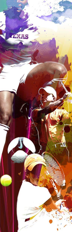 Golf, Soccer, Tennis