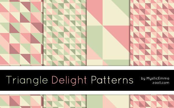 Triangle-Delight-Patterns-Preview1