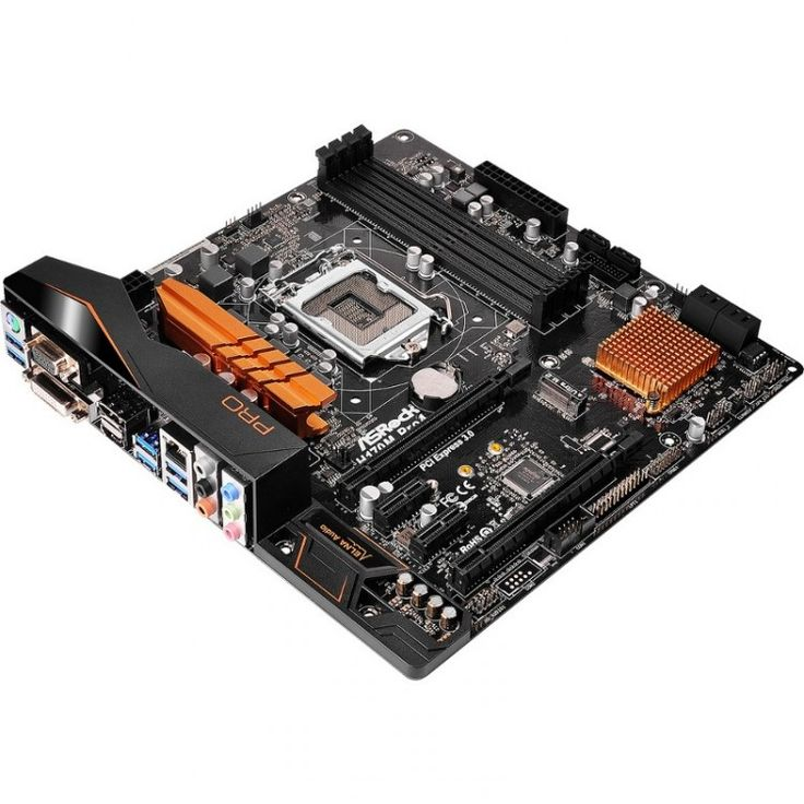 Profita de reducerea de Black Friday pentru placa de baza AsRock cu chipset Intel H170  https://www.cumperi-orice.ro/placi-de-baza/placa-de-baza-asrock-matx-chipset-intel-h170-pro4-h170-pro4.html