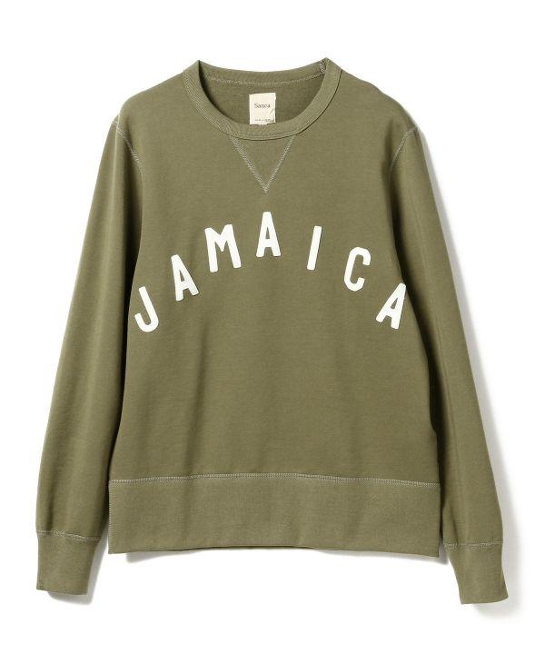 fennica  Sanca × fennica / <Men's>別注 JAMAICA スウェットシャツ