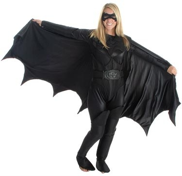 Image detail for -Authentic Batgirl Costume - Batgirl and Batman Couples Costumes