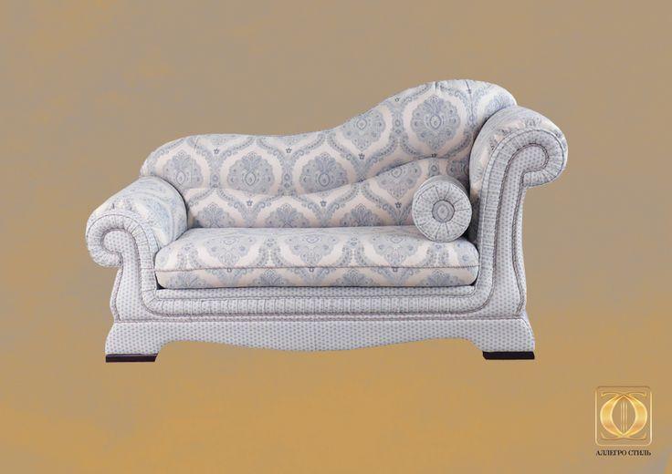 Коллекция итальянской мебели Палаццо от Аллегро-Стиль: оттоманка Верона
