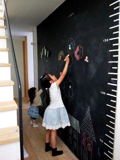 シナベニヤでDIY黒板