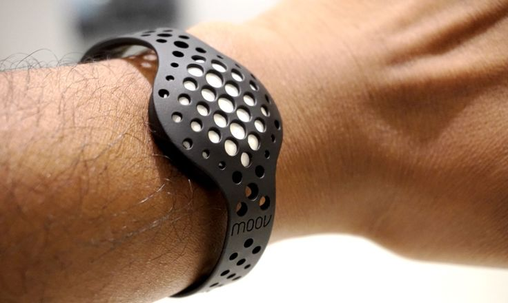 Moov unveils a sleeker wearable that tracks your precise motion