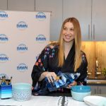 ADDING MULTIMEDIA Dawn and Whitney Port Take Dish Soap Beyond the Sink