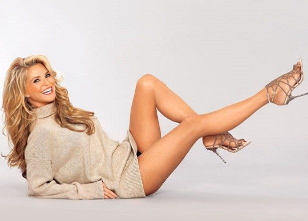 Celebrity Health and Fitness: Christie Brinkley's Legs At 61 Are Incredible: Vegan Diet And Yoga Are Her Beauty Secrets. From the Downdog Diary Yoga Blog found exclusively at DownDog Boutique. DownDog Diary brings together yoga stories from around the web on Yoga Lifestyle... Read more at DownDog Diary