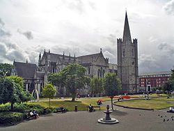 St Patrick's Cathedral, Dublin - Wikipedia, the free encyclopedia