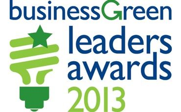 We've been shortlisted for 'Sustainability Team of the Year' at the BusinessGreen Leaders Awards 2013!