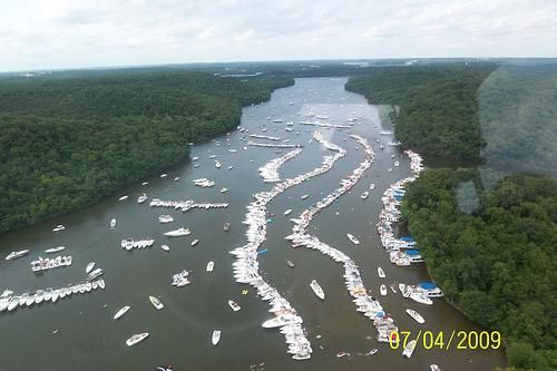 Image result for images of lake of the ozarks boats