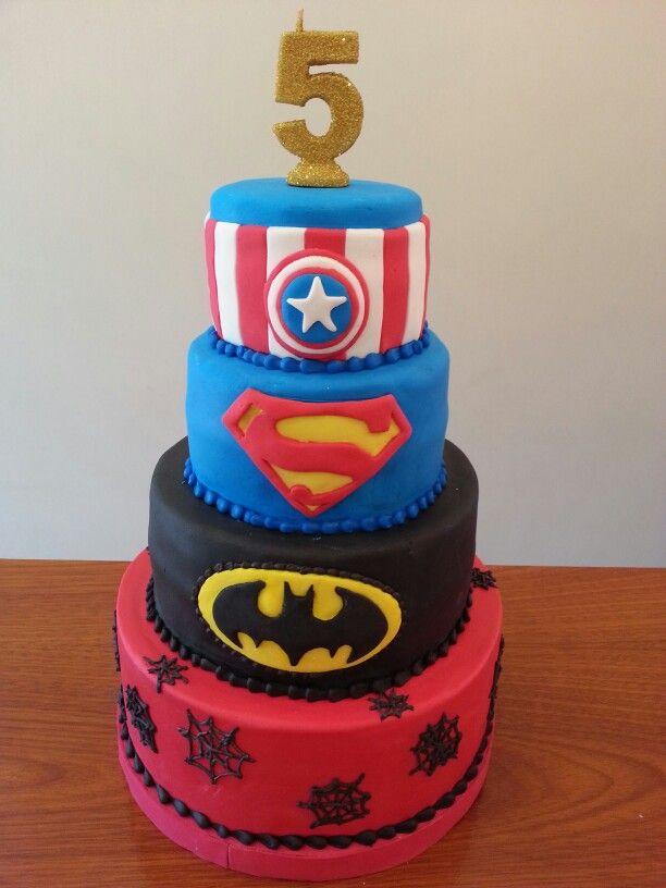 Superheroes!!