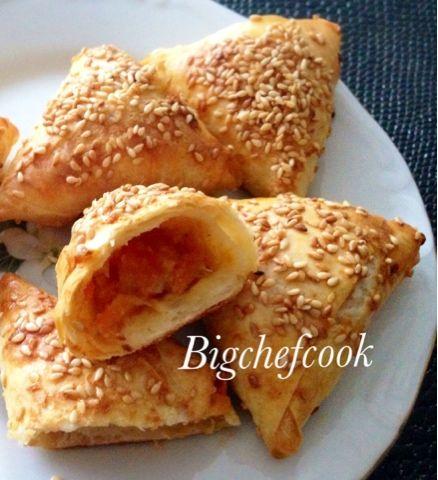 bigchefcook: Fırında Muska Börek