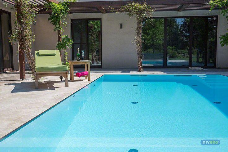 NIVEKO EVOLUTION » niveko-pools.com  » niveko-pools.com #lifestyle #design #health #summer #relaxation #architecture #pooldesign #gardendesign #pool #swimmingpool #pools #swimmingpools #niveko #nivekopools