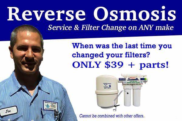 Water Softener Repairs Las Vegas Rain Of Las Vegas Water Softener Water Treatment System Reverse Osmosis Filter