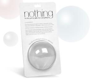 Gift Idea for Jen V. - The gift of nothing #HouWhiteElephant