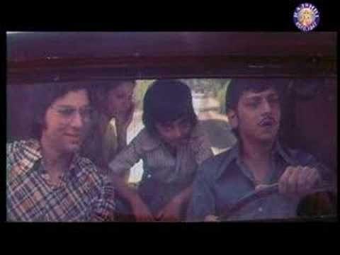 Aaj Se Pehle (Sad) - Amol Palekar & Zarina Wahab - Chitchor - YouTube