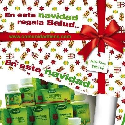 Bienvenido a la Comunidad Tiens.  http://www.comunidadtiens.com/2012/12/sabes-cual-es-el-mejor-regalo-de-navidad.html?spref=fb