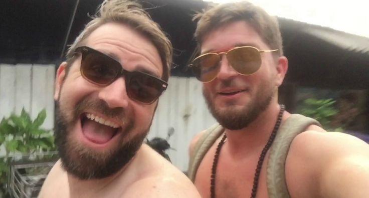 Melhores Amigos Fazem Hilariante Vídeo Para Mostrar à Família Desconfiada Que São Só Bons Amigos
